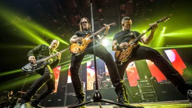 Photo of Alter Bridge v najlepšej forme odpálili viac než 100-minútovú show.
