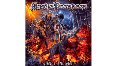 Photo of MYSTIC PROPHECY – Metal Division