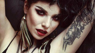 Photo of Umelkyňa Sharuzen šla vždy za svojimi snami, dnes má tetovacie štúdio v Nemecku.
