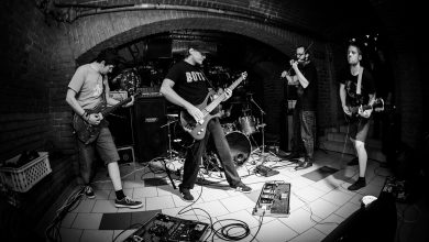 Photo of Experimentátoři DROM a TENGRI vydali splitko na červeném vinylu.