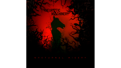 Photo of NEUROTIC MACHINERY –  Nocturnal Misery