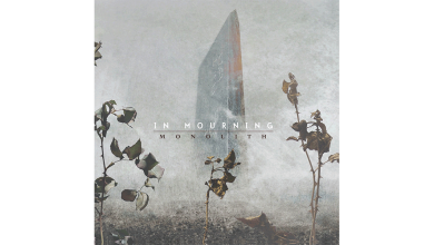 Photo of IN MOURNING – Monolith