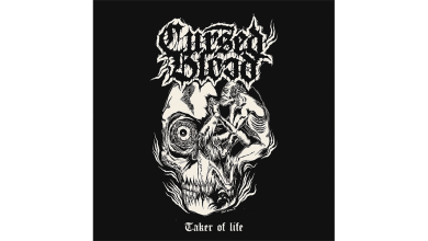 Photo of CURSED BLOOD – Taker Of Life