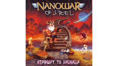 Photo of NANOWAR OF STEEL – Stairway To Valhalla (RE)