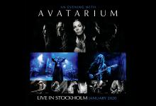 Photo of AVATARIUM – An Evening With Avatarium